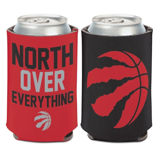 Toronto Raptors Can Cooler Slogan Design Special Order