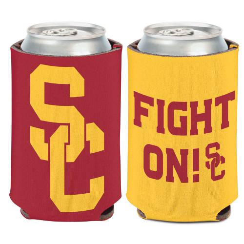USC Trojans Can Cooler Slogan Design Special Order