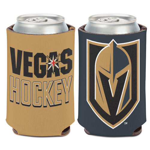Vegas Golden Knights Can Cooler Slogan Design Special Order