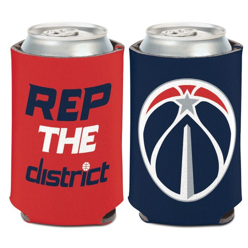 Washington Wizards Can Cooler Slogan Design Special Order