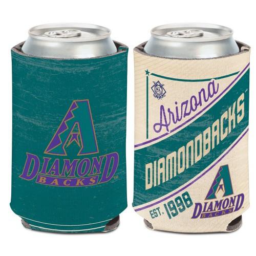 Arizona Diamondbacks Can Cooler Vintage Design Special Order