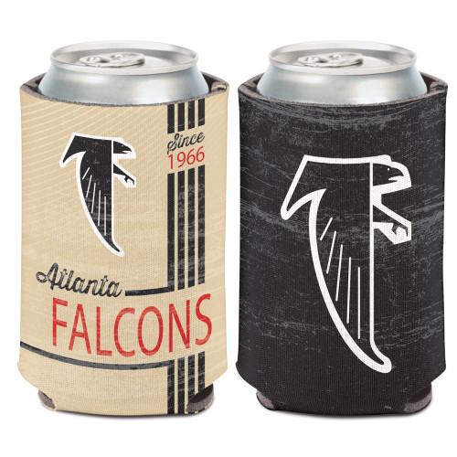 Atlanta Falcons Can Cooler Vintage Design Special Order