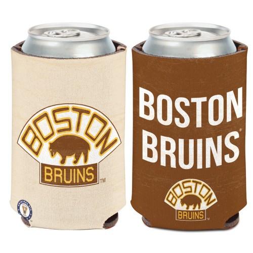 Boston Bruins Can Cooler Vintage Design Special Order