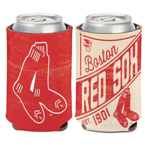 Boston Red Sox Can Cooler Vintage Design Special Order