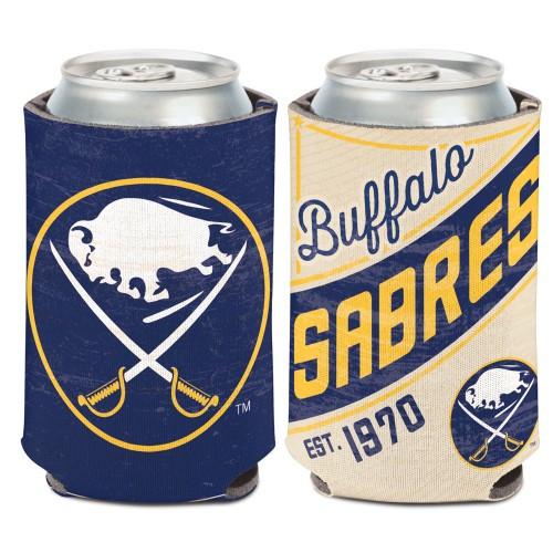 Buffalo Sabres Can Cooler Vintage Design Special Order