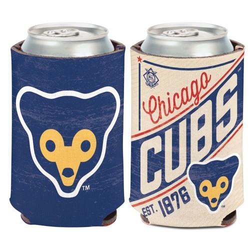 Chicago Cubs Can Cooler Vintage Design Special Order