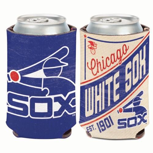 Chicago White Sox Can Cooler Vintage Design Special Order