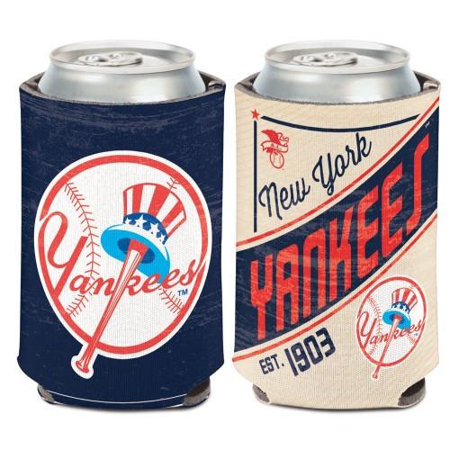 New York Yankees Can Cooler Vintage Design Special Order