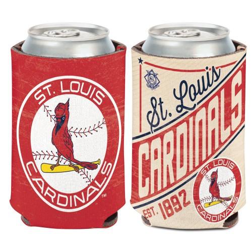 St. Louis Cardinals Can Cooler Vintage Design Special Order