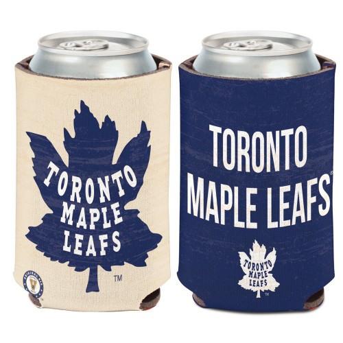 Toronto Maple Leafs Can Cooler Vintage Design Special Order