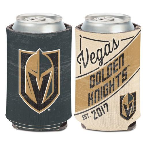 Vegas Golden Knights Can Cooler Vintage Design Special Order