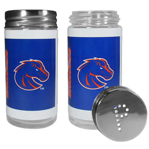 Boise State Broncos Salt and Pepper Shakers Tailgater Special Order