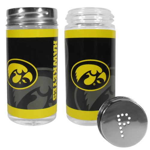 Iowa Hawkeyes Salt and Pepper Shakers Tailgater