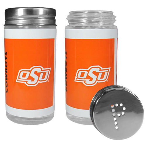 Oklahoma State Cowboys Salt and Pepper Shakers Tailgater Special Order