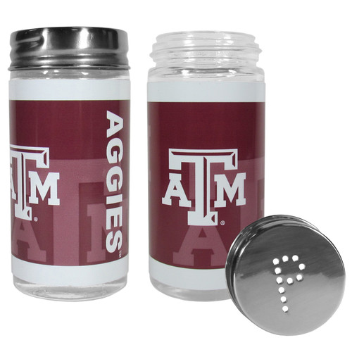 Texas A&M Aggies Salt and Pepper Shakers Tailgater