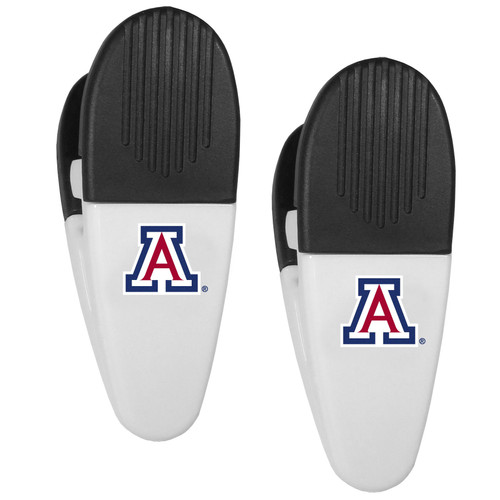 Arizona Wildcats Chip Clips 2 Pack Special Order