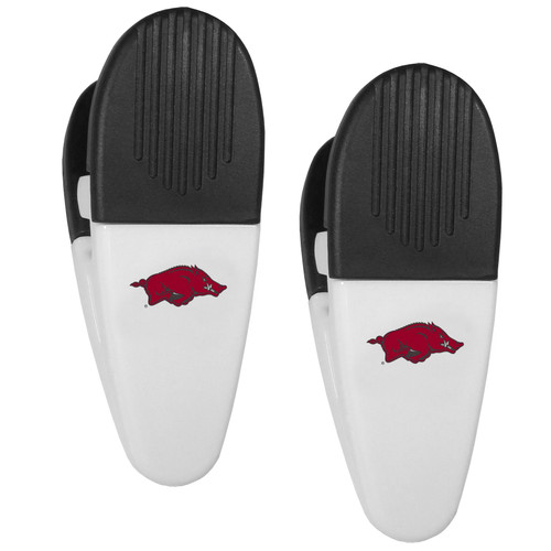 Arkansas Razorbacks Chip Clips 2 Pack Special Order