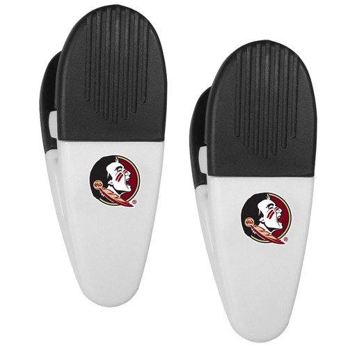 Florida State Seminoles Chip Clips 2 Pack