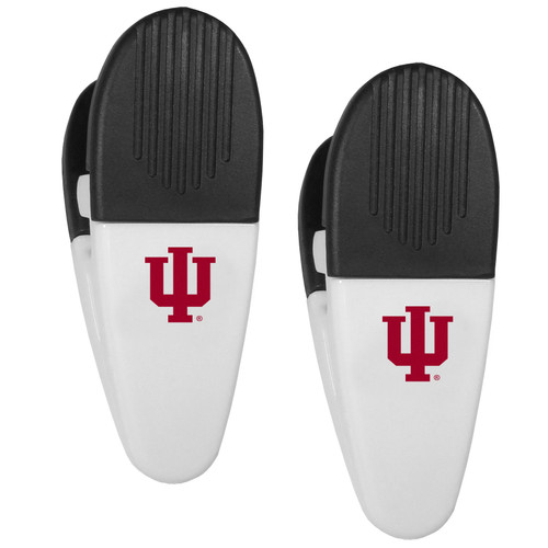 Indiana Hoosiers Chip Clips 2 Pack Special Order