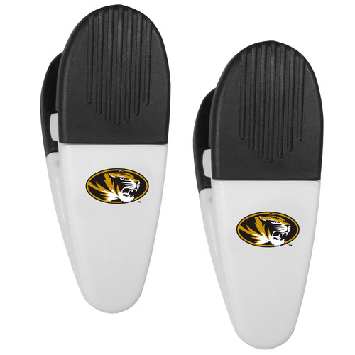 Missouri Tigers Chip Clips 2 Pack Special Order