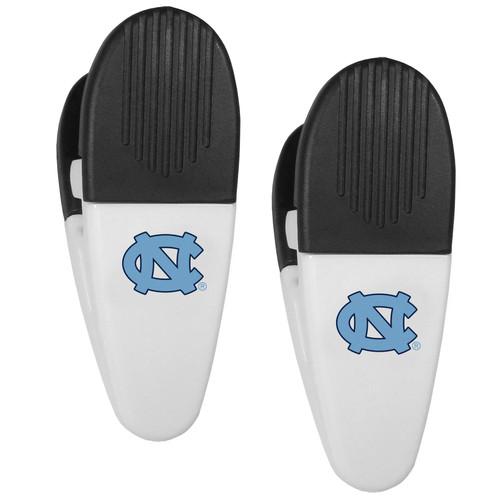 North Carolina Tar Heels Chip Clips 2 Pack Special Order