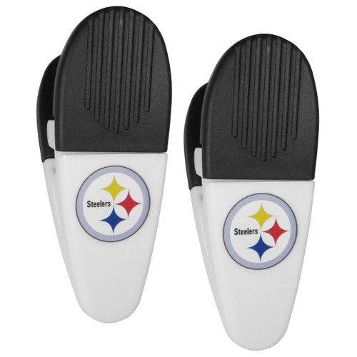 Pittsburgh Steelers Chip Clips 2 Pack