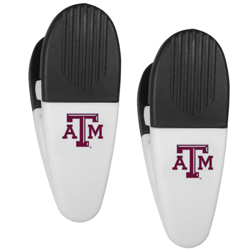 Texas A&M Aggies Chip Clips 2 Pack Special Order