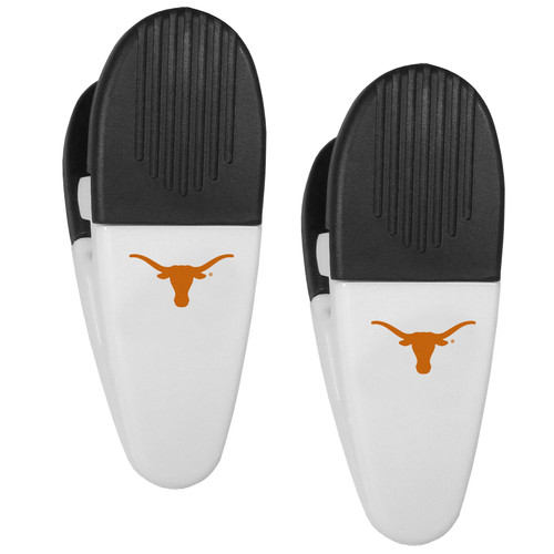 Texas Longhorns Chip Clips 2 Pack Special Order