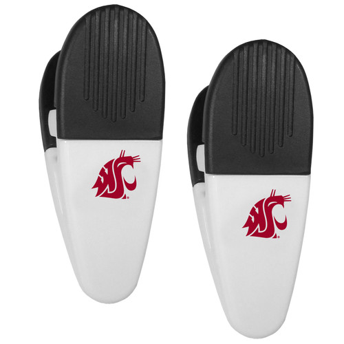 Washington State Cougars Chip Clips 2 Pack Special Order