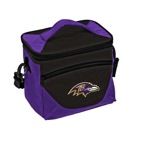 Baltimore Ravens Cooler Halftime Design