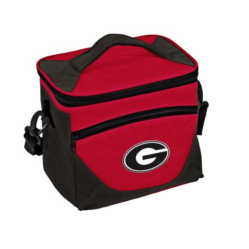 Georgia Bulldogs Cooler Halftime Design