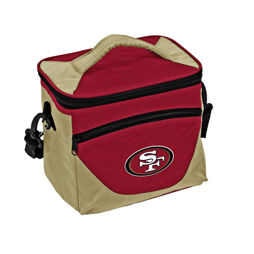 San Francisco 49ers Cooler Halftime Design