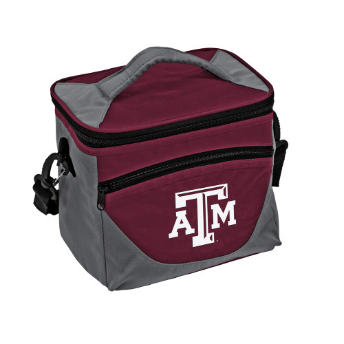 Texas A&M Aggies Cooler Halftime Design
