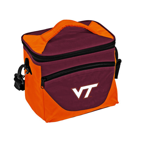 Virginia Tech Hokies Cooler Halftime Design