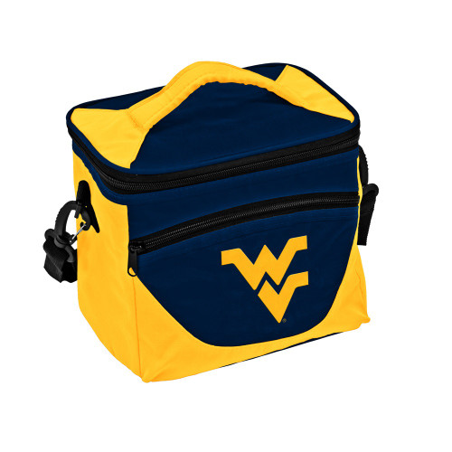 West Virginia Mountaineers Cooler Halftime Design