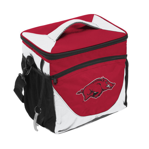 Arkansas Razorbacks Cooler 24 Can Special Order