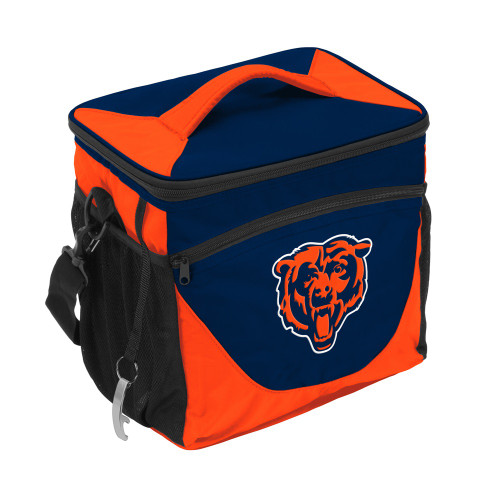 Chicago Bears Cooler 24 Can