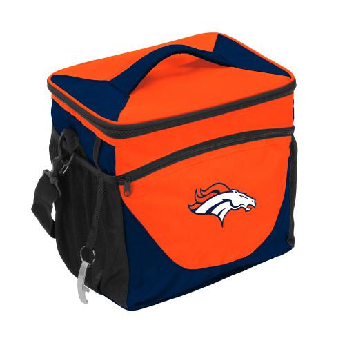 Denver Broncos Cooler 24 Can