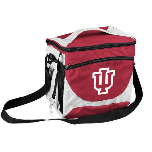 Indiana Hoosiers Cooler 24 Can Special Order
