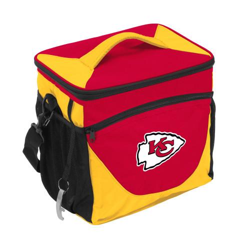 Kansas City Chiefs Cooler 24 Can