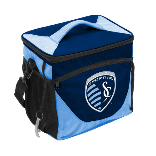 Sporting Kansas City Cooler 24 Can Special Order