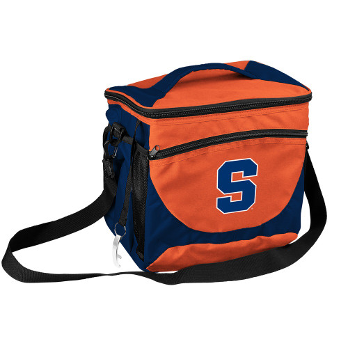 Syracuse Orange Cooler 24 Can Special Order