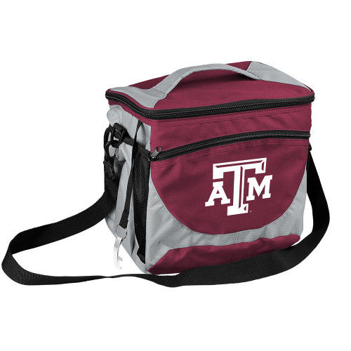 Texas A&M Aggies Cooler 24 Can Special Order