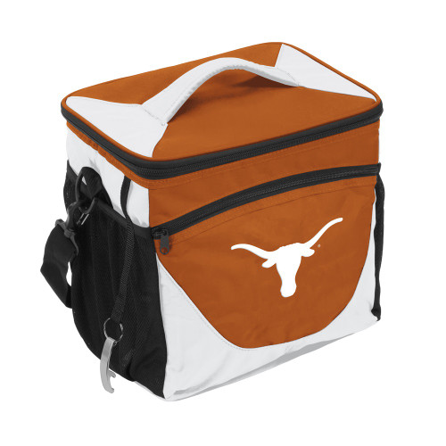 Texas Longhorns Cooler 24 Can