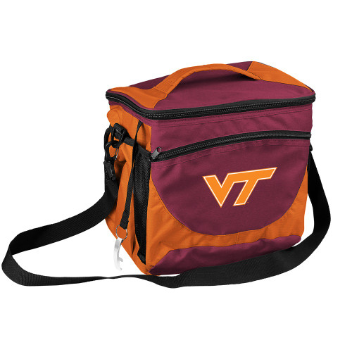 Virginia Tech Hokies Cooler 24 Can Special Order