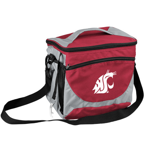Washington State Cougars Cooler 24 Can Special Order
