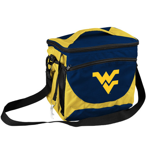 West Virginia Mountaineers Cooler 24 Can Special Order