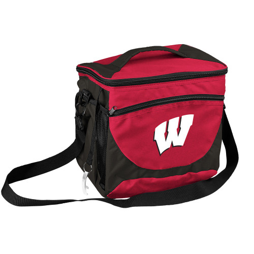 Wisconsin Badgers Cooler 24 Can Special Order