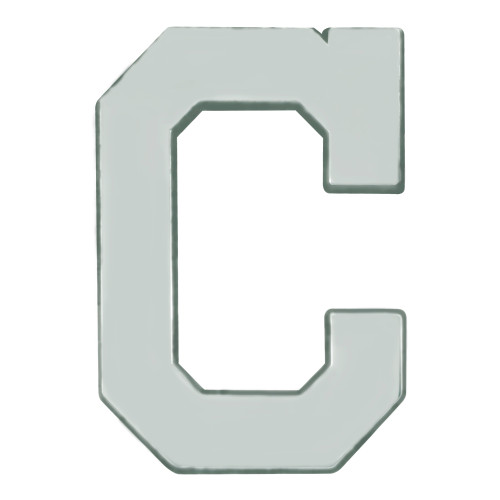 Cleveland Indians Auto Emblem Premium Metal Chrome Special Order