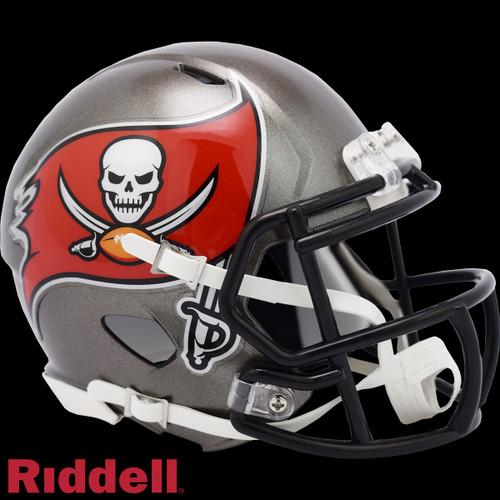 Tampa Bay Buccaneers Helmet Riddell Replica Mini Speed Style 2020